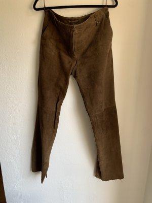 Timberland Pantalone in pelle multicolore