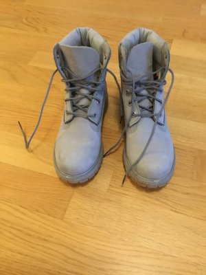 Timberland 1 mal getragen zum Testen in grau