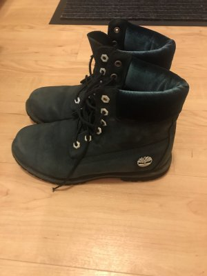 Timberland Lace Shoes green