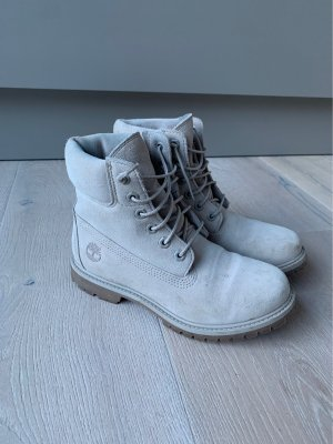 Timberland 6Inch Boots Farbe pure Cashmere Gr.38