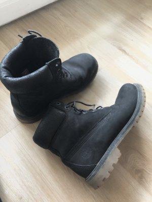 Timberland Booties black