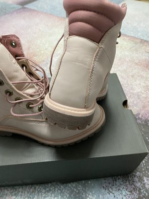 Timberland Lace-up Boots rose-gold-coloured-pink