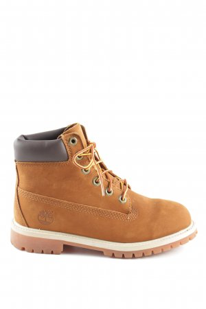 Timberland Ankle Boots hellorange Casual-Look