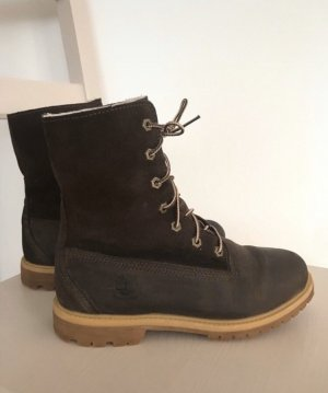 Timberland Authentic Boots in braun
