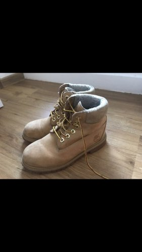 Timberland Snow Boots nude-beige