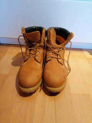 Timberland Chukka boot brun sable cuir