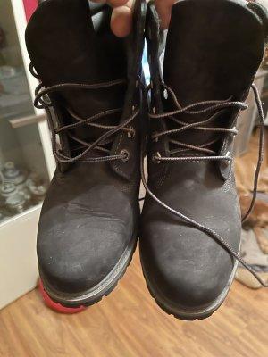 Timberland Low boot noir-gris