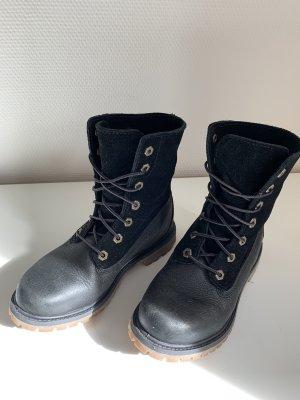 Timberland Boots 37 schwarz