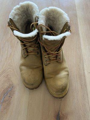 Timberland Chukka boot marron clair