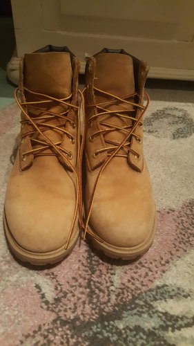 Timberland Chukka boot brun sable