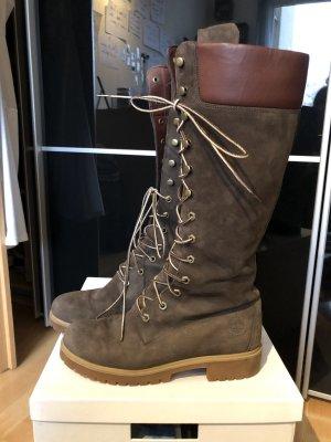 Timberland Boots dunkelbraun