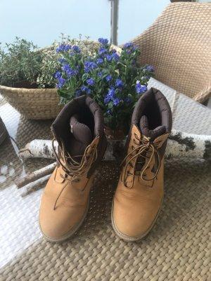Timberland Chukka boot cognac