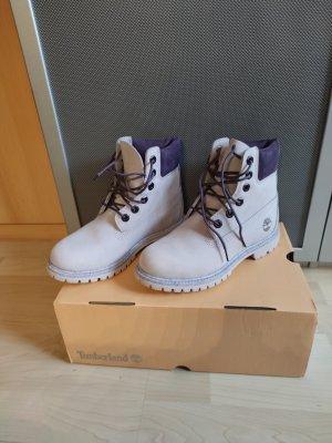 Timberland Boots flieder