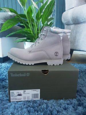 Timberland Boots grau silber