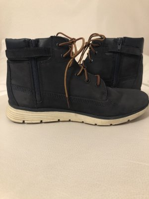 Timberland Boots in dunkelblau