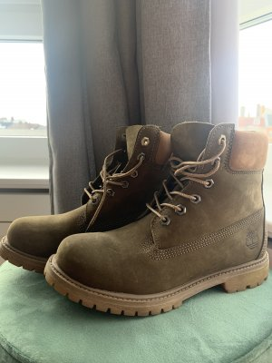 Timberland Boots in Khaki, Gr. 39