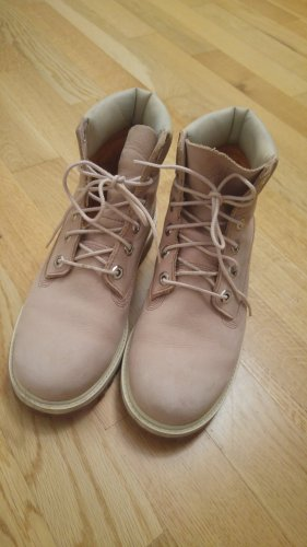 Timberland Boots in rose