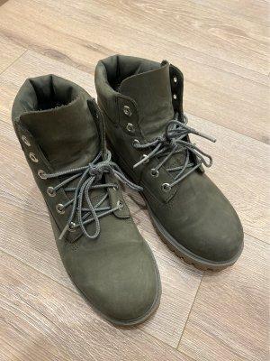 """Timberland Boots Premium 6"""" Gr. 39 dunkelgrau"""