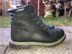 Timberland Boots Schwarz Gr. 37,5