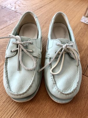 Timberland Slip-on Sneakers mint-baby blue
