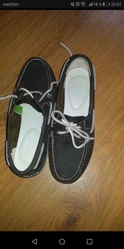 Timberland Zapatos de marinero gris