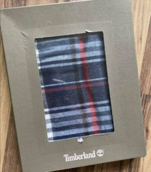 Timberland Woolen Scarf multicolored wool