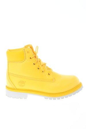 Timberland Chukka boot jaune primevère style décontracté