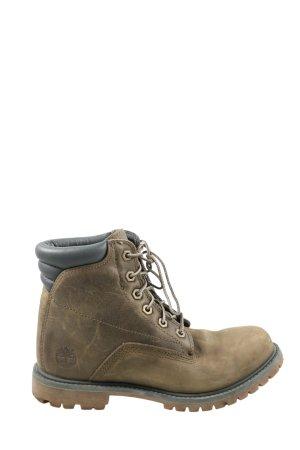 Timberland Desert Boots braun-schwarz Casual-Look