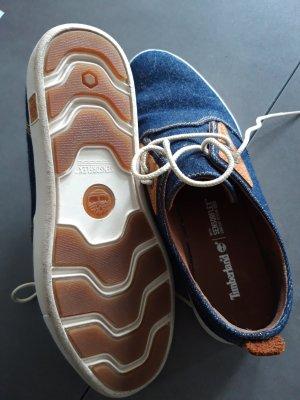 Timberland Sneaker stringata blu