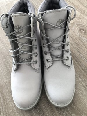 Timberland Stivaletto stringato grigio chiaro