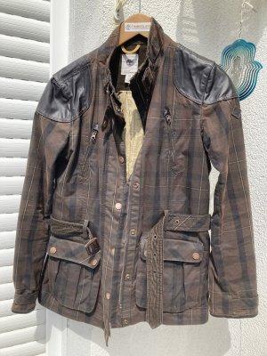 Timberland Giacca lunga marrone scuro