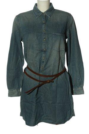 Timberland Robe en jean bleu style décontracté