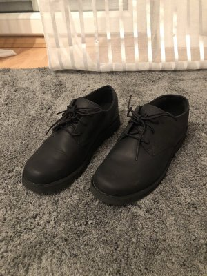 Timberland Lace Shoes black