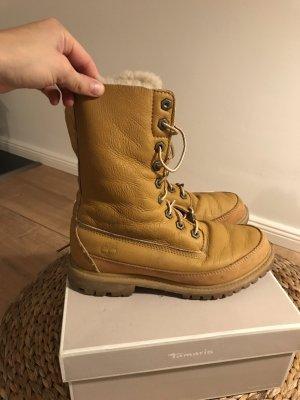 Timberland Lammfell Winter Boots