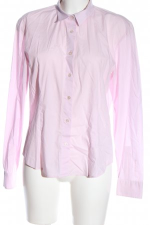 Timberland Camicia a maniche lunghe rosa stile professionale