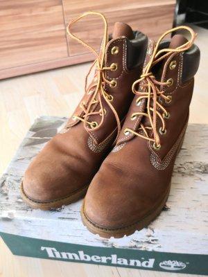 Timberland Leder Boots Stiefel Trekking Outdoor