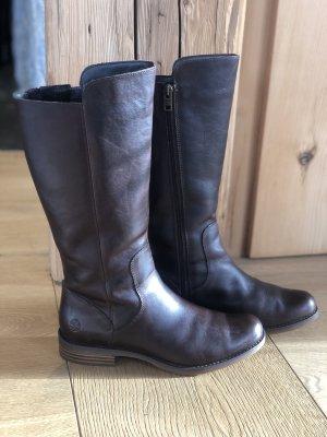 Timberland Short Boots dark brown-brown
