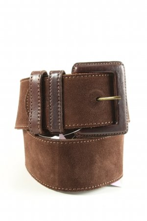 Timberland Leather Belt brown casual look