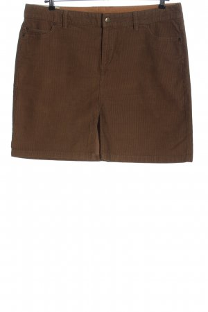 Timberland Minigonna marrone stile casual
