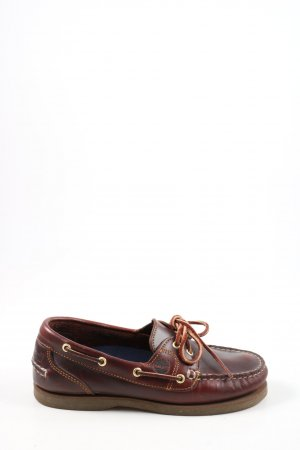 Timberland Mokassins braun Casual-Look