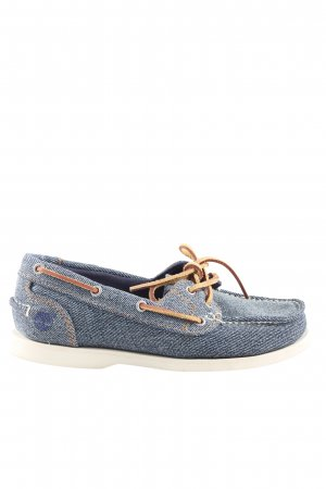 Timberland Mokassins blau Casual-Look
