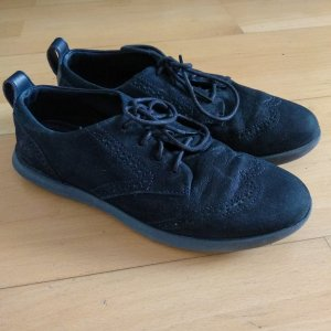 Timberland Oxfords black