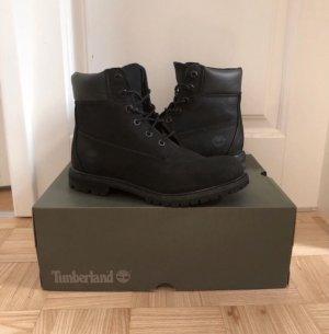 Timberland Premium Boots Damen schwarz