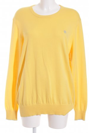 Timberland Pullover gelb Casual-Look