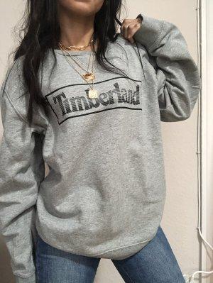 Timberland Pullover Sweaters grauer Pulli Sweatshirt M