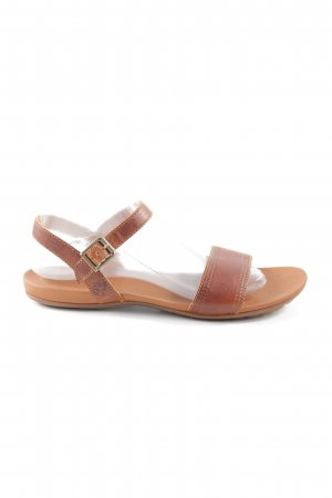Timberland Strapped Sandals brown casual look