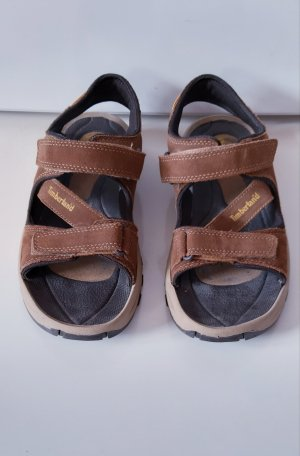 Timberland Strapped Sandals bronze-colored