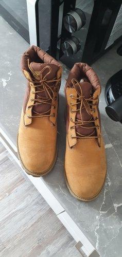 Timberland Chukka boot brun-chameau