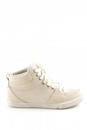 Timberland Schnürsneaker creme Casual-Look