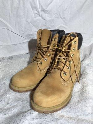 Timberland Aanrijg laarzen zandig bruin